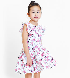 Landen Dress - Organic Girls Clothes