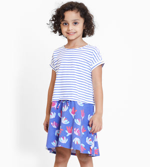Emera Dress - Organic Girls Clothes