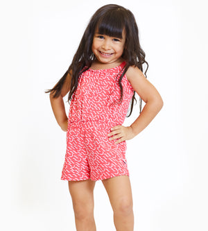 Chrissy Romper - Organic Girls Dresses