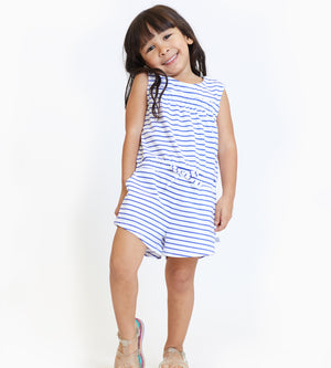 Nelli Romper - Organic Girls Clothes