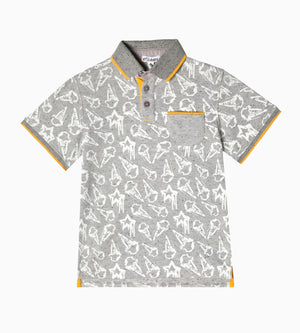 Mason Polo - Organic Boys Clothes
