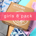 #ireachout heartbox (Girls 8 pack) at Art & Eden