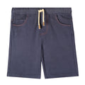 Mini Dark Wash Shorts at Art & Eden
