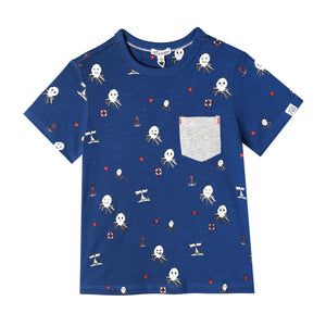Mini Lucas T-shirt - Organic Baby Boy Clothes