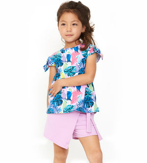 Lilly Skort - Organic Girls Skirts