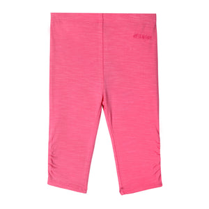 Mini Rowan Capri - Organic Baby Girl Leggings & Sweatpants