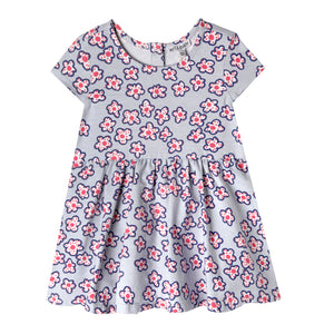 Mini Grace Dress - Organic Baby Girl Clothes