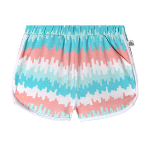 Mini Jillian Short - Organic Baby Girl Shorts