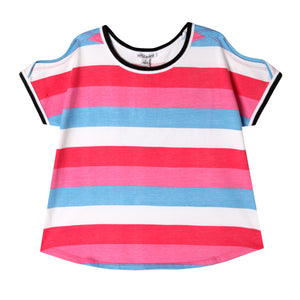 Mini Tara Tee - Organic Baby Girl T-Shirts