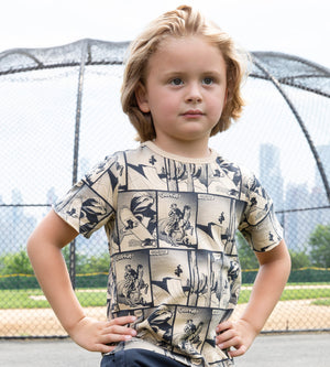 Noah T-shirt - Organic Boys Clothes