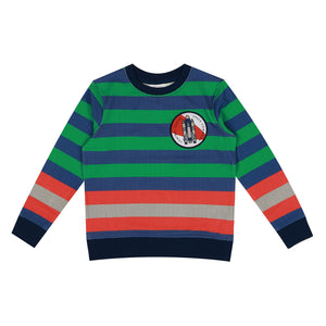 Andrew Sweatshirt - Organic Boys Clothes