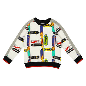 Nick Sweatshirt - Organic Boys Clothes