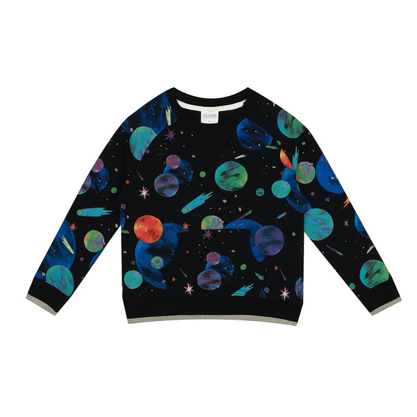 Caleb Sweatshirt at Art & Eden