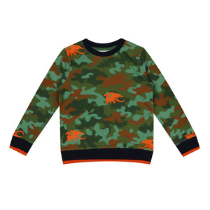 Zach Sweatshirt - Organic Boys Clothes