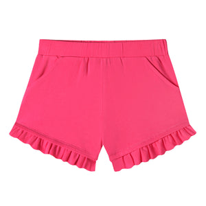 Mini Jayden Short - Organic Baby Girl Shorts