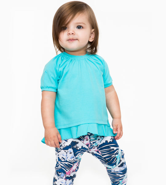 Mini Lucy Legging at Art & Eden