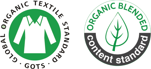 Organic cotton clothing certificate