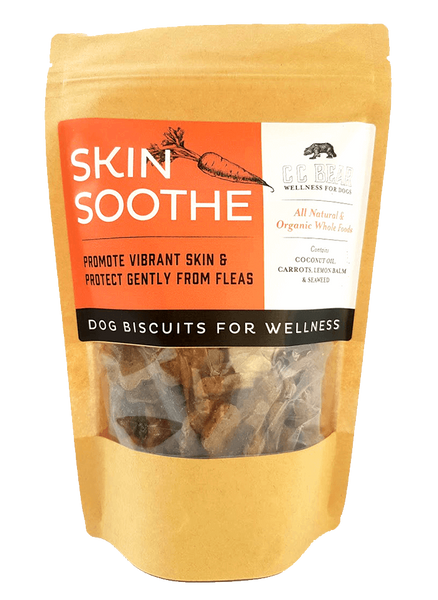 Skin Soothe - Promote Vibrant Skin & Protect Gently from Fleas