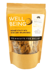 Well Being - Encourage vitality with Mother Nature's anti inflammatories
