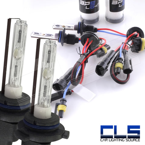 HID Xenon Bulbs 35W 9006 HB4 Type With Ceramic Base Series