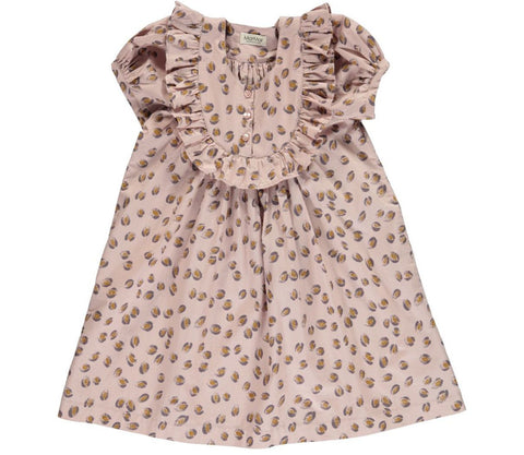 Pink baby flower dress | MarMar Copenhagen