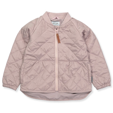 Mini A Ture Bridget thermo jacket violet ice AW17 | pippa petit