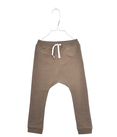 Monsieur Mini brown trousers | Pippa Petit