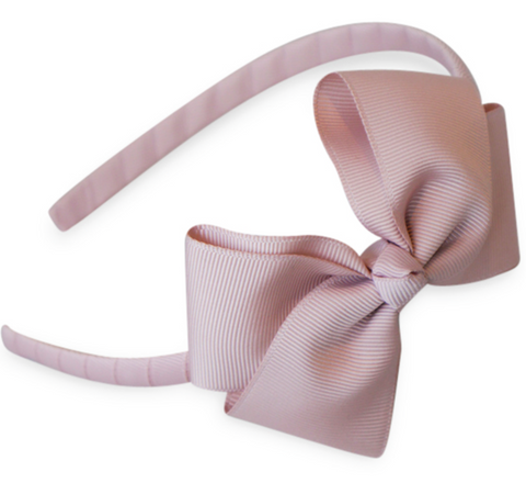 Vanilla headband | Bows by Staer