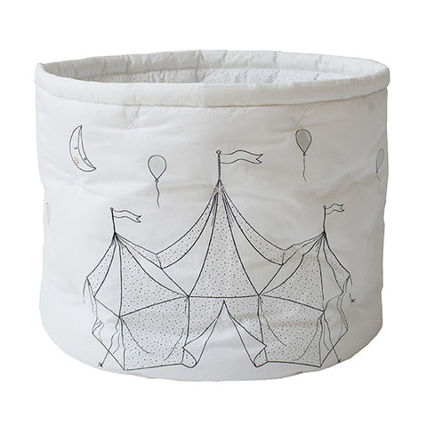 GOTS circus childrens basket | My mini label