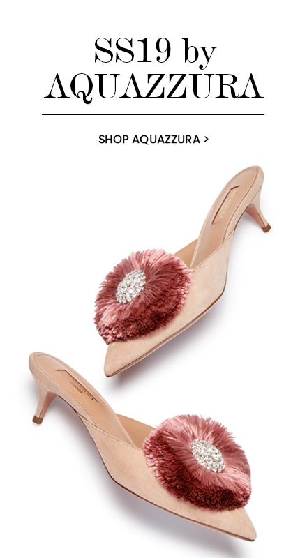 Aquazzura Spring 19 Shoes