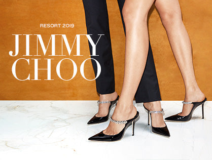 RESORT 2019: JIMMY CHOO