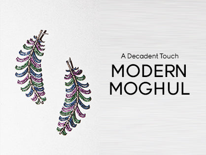 A DECADENT TOUCH: MODERN MOGHUL