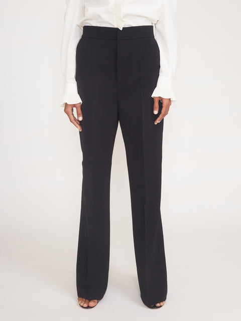 Sable Flared Trousers