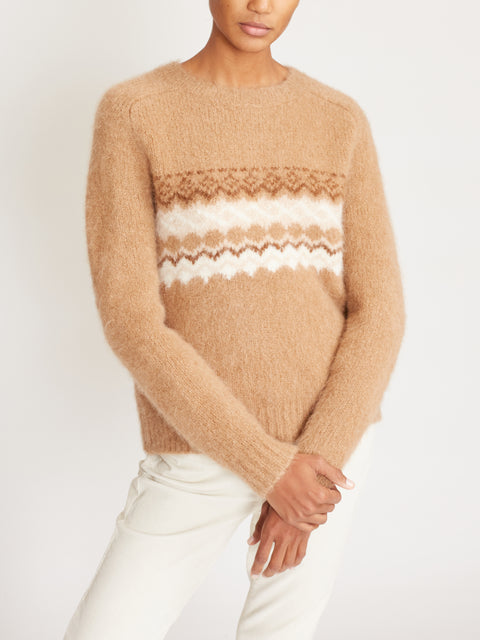 Kayle Fair Isle Sweater