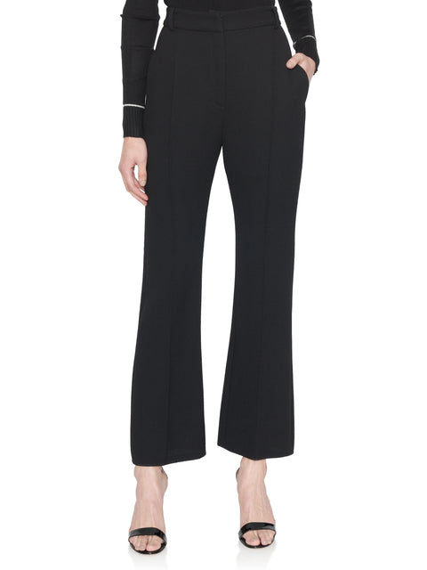Wool Crepe Trouser