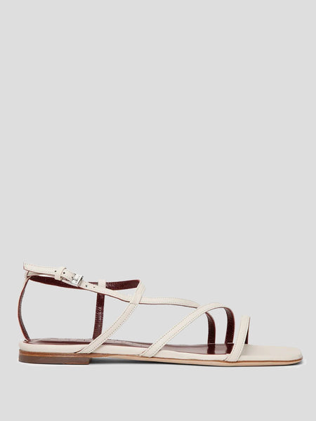 Gitane Strappy Flat Sandals