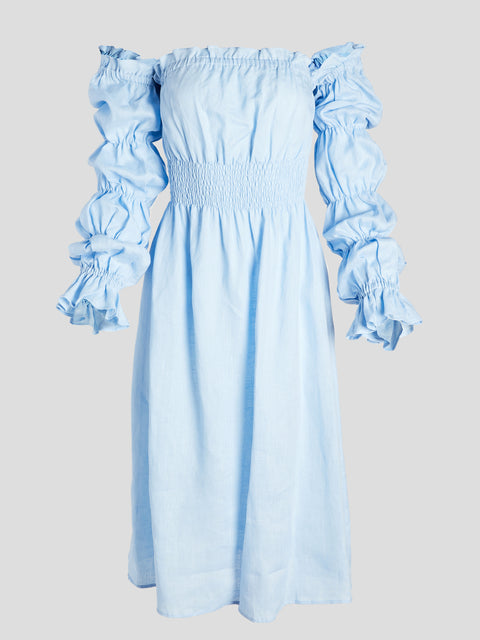 Michelin Linen Dress