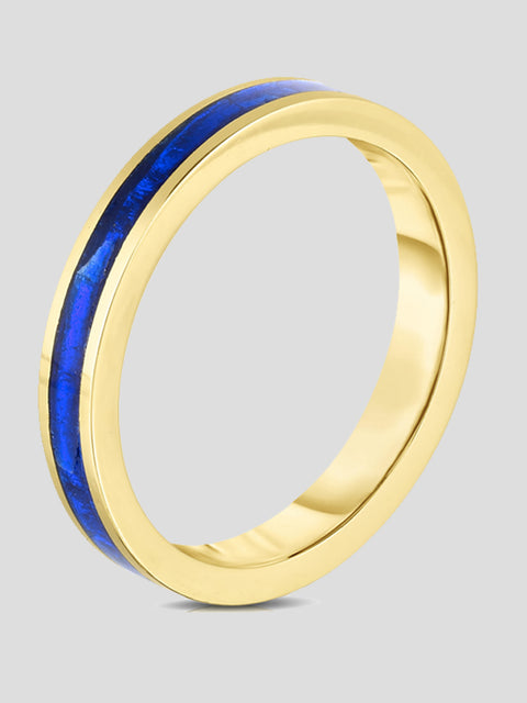 Enamel Stacking Ring