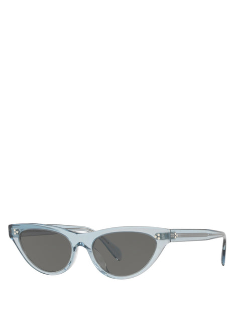 Zasia Blue Sunglasses