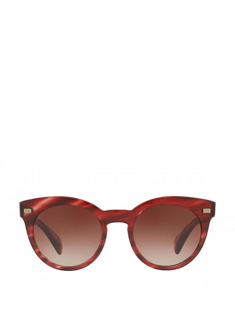 Dore Sunglasses in Cherry,Oliver Peoples,- Fivestory New York