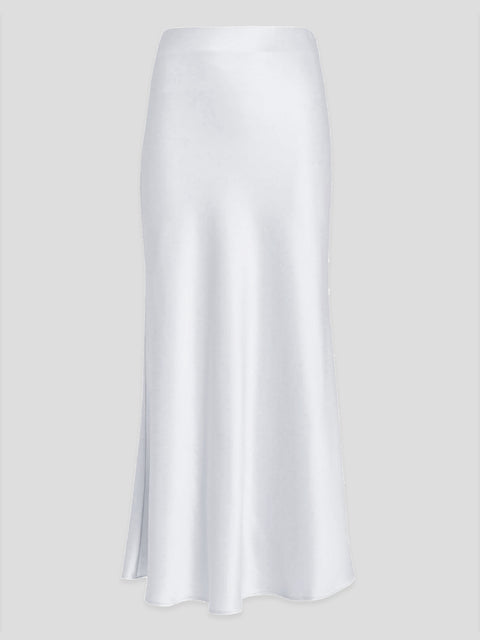 Valletta Midi Skirt,Galvan,- Fivestory New York