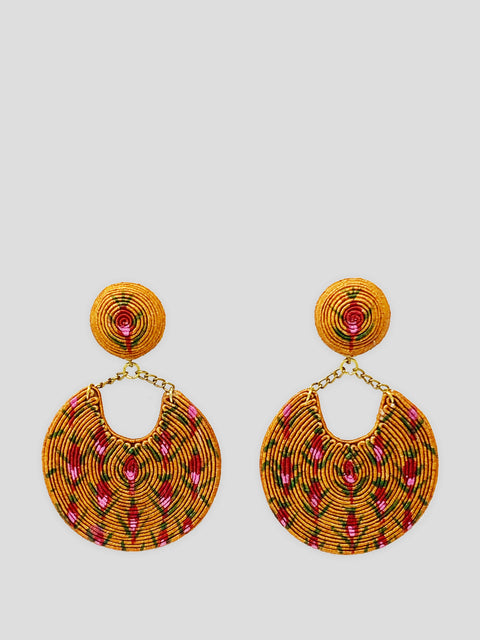 Chinoiserie Parisienne Earrings