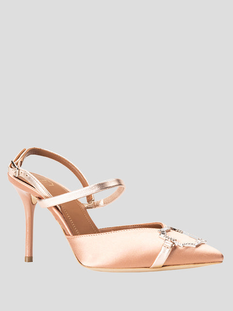 Melinda Crystal Buckle Pump
