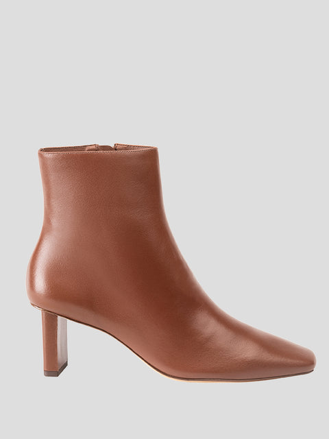 50mm Square Toe Bootie