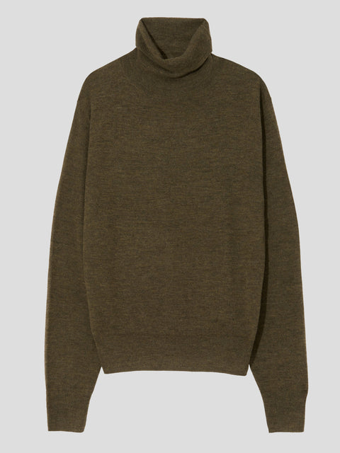 Bella Turtleneck Sweater