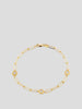 California Dreaming 18k Yellow Gold and Diamond Bracelet,Ana Katarina,- Fivestory New York