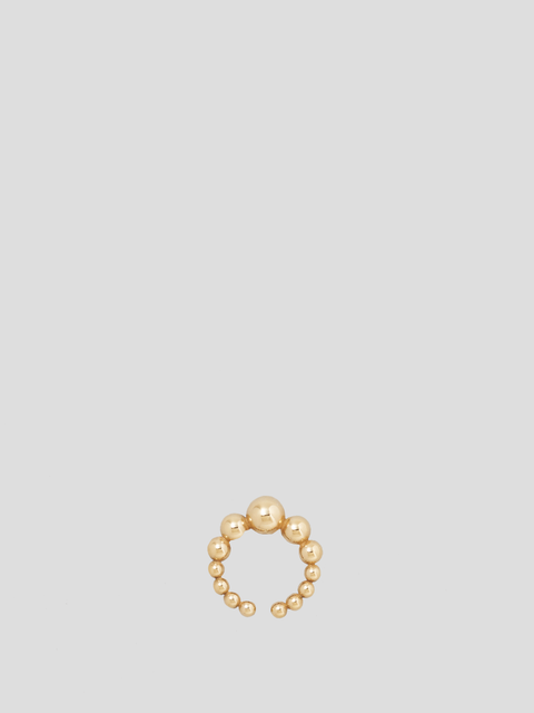 Gold Drop Earcuff