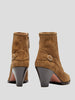 70mm Drive Quilted Ankle Boots
