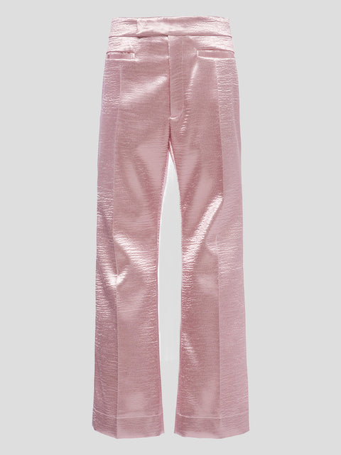 Satin Suit Pants