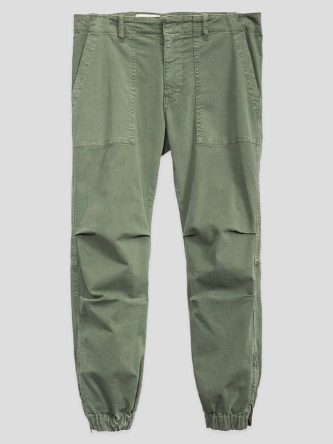 Cropped Military Pant,Nili Lotan,- Fivestory New York
